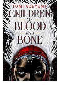 Ebook CHILDREN OF BLOOD AND BONE