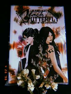 Black butterfly (Book 1) - Wattpad books