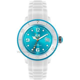 Ice Watch white / turquoise