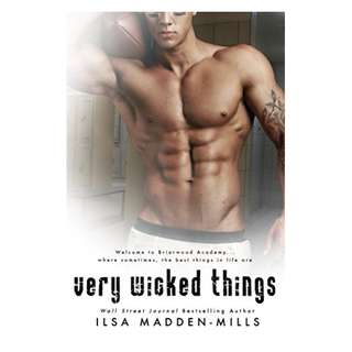Very Wicked Things (Briarwood Academy Book 2) Kindle Edition by Ilsa Madden-Mills  (Author)