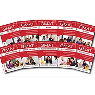 Complete GMAT Strategy Guide Set (Manhattan Prep GMAT Strategy Guides) Sixth Edition