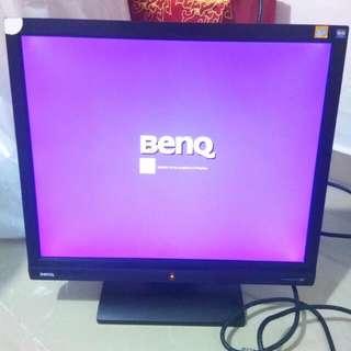 🎇[清貨價] 90%新 17吋BenQ G700AD彩色電腦液晶顯示器