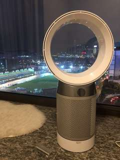 最新出Dyson pure cool fan Dp04