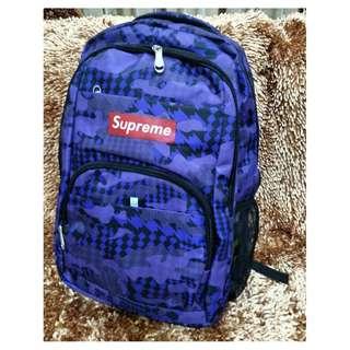 Backpack / School Bag (Supreme)