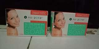 Nu-Pore Facial Bar by Neutrogena