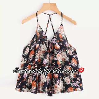 Layla Floral Swing Cami