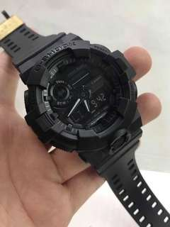 GSHOCK BLACK OUT ANNIVERSARY WATCH