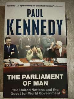 The Parliament of Man by Paul Kennedy