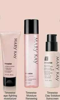 Mary Kay_Time Wise_moisturiser_softener_sunblock