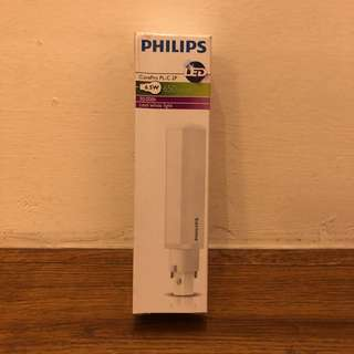 Philips corepro LED G24d-2 6.5w bulb