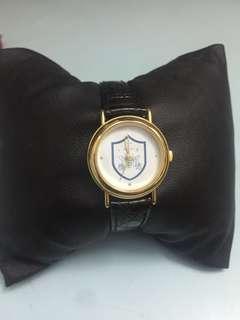 真皮 德雅 紀念手錶 ⌚️watch Genuine Leather