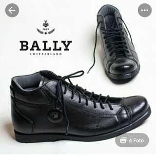 Sepatu Kulit Garut Asli Jenggel Model Bally