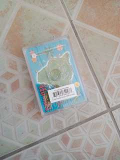 Cards Big Island Map Card Game