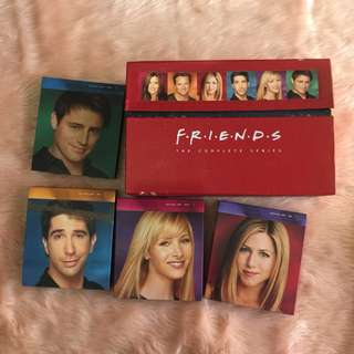 ORIGINAL F.R.I.E.N.D.S series TAKE ALL