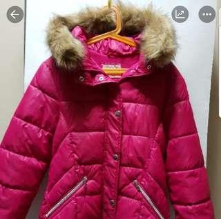 Authentic Zara Girls Winter Jacket