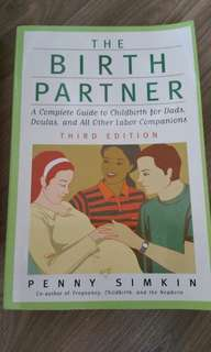 The birth partner by penny simkins