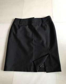 G2000 black formal skirt