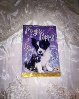 Muddy Paw, Magic Puppy by Sue Bentley