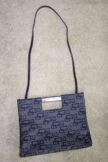 GUESS? Logo Work Bag With Removable Long Straps