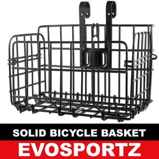 Solid Bicycle Basket