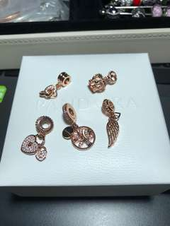 Pandora in stock dangle