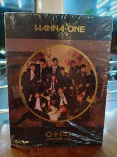 WANNA ONE I Promise You Night Ver.(Unsealed)