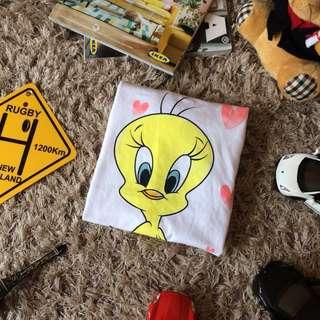 Looney Tunes Shirt [ Tweety 2-2.5yr ]