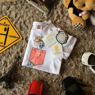 Tom & Jerry Shirt [ 1-2yr ]