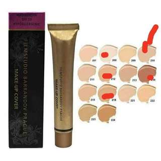 DERMACOL MAKE UP COVER COPY AUTHENTIC