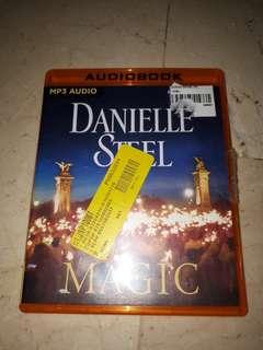 Danielle steel audio book Magic