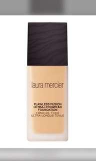 全新 Laura Mercier Flawless Fusion Ultra-Longwear Foundation 30ml 極限超時親膚粉底液 Vanille