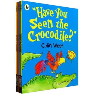 Colin West- have you seen the crocodile