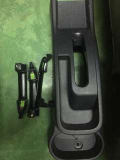 Hand door original myvi lagi best n cover hand break original