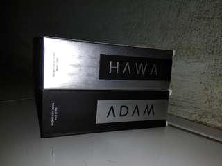 Liquid Adam & hawa