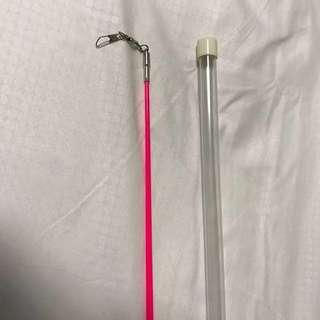 Rhythmic Gymnastics Sasaki Ribbon Stick 50cm MJ-82