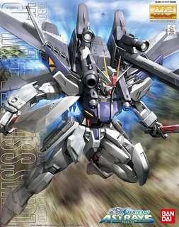 🔴 CLEARING STOCK / SALE 🔴 GUNDAM MG 1/100 GAT-X105E Strike E+IWSP Lukas O`Donnell Custom
