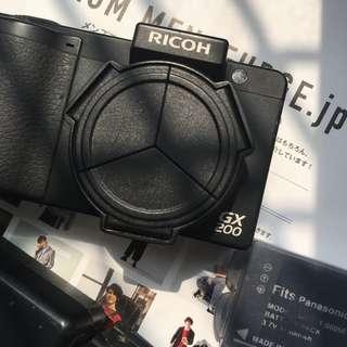 🚚 特價 理光 RICOH GX200 GX 200 廣角 數位相機 相機 類單眼