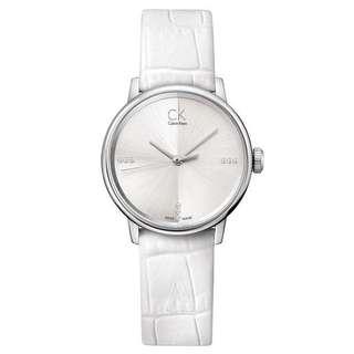 Calvin Klein Watch Accent with Diamonds