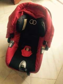 Cooper Car seat