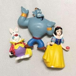 神燈 白雪公主 愛麗絲