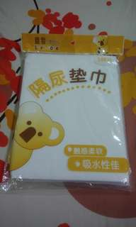 Pad pengasingan 100pcs 隔尿垫巾