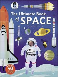 Brand new ultimate book of space