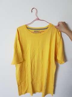Yellow Unisex Tee