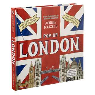 Brand new Pop Up London Book