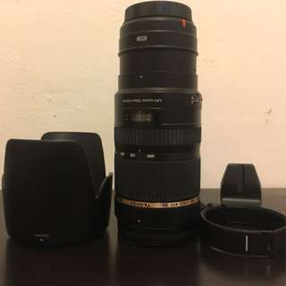 Tamron SP 70-200mm F/2.8 Di VC USD (for Canon)