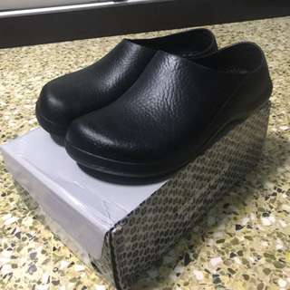 Black Shoes for chef