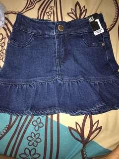 rok jeans bayi