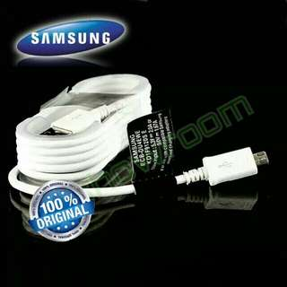 Authentic Original Samsung Data / Fast Charging Cable. 1.5M