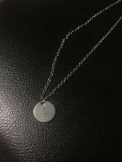 Stainless personalized necklace