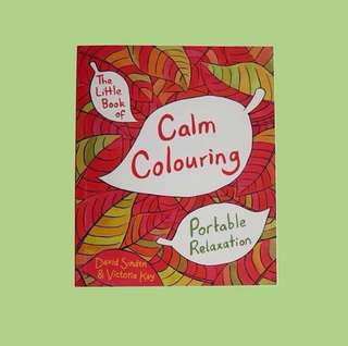 Calm Colouring